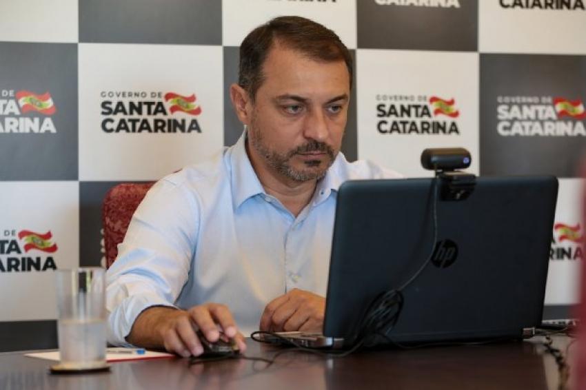 Governadores da região Sul estabelecem grupo interestadual para alinhamento de ações e dados da Covid-19
