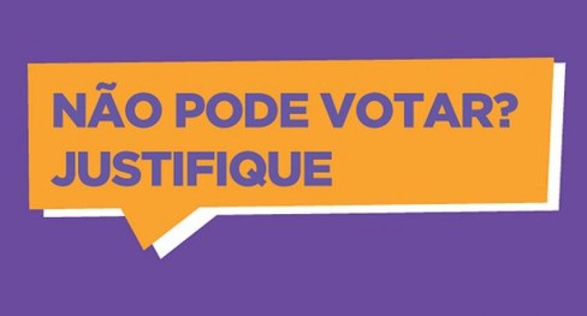 Saiba o que fazer se não puder comparecer à votação