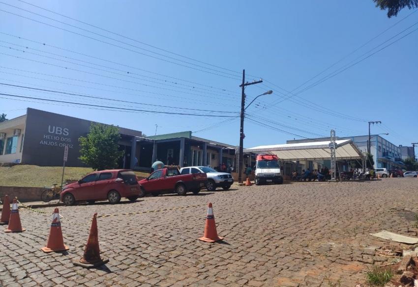 Xanxerê montará hospital de campanha em frente ao posto Hélio Ortiz