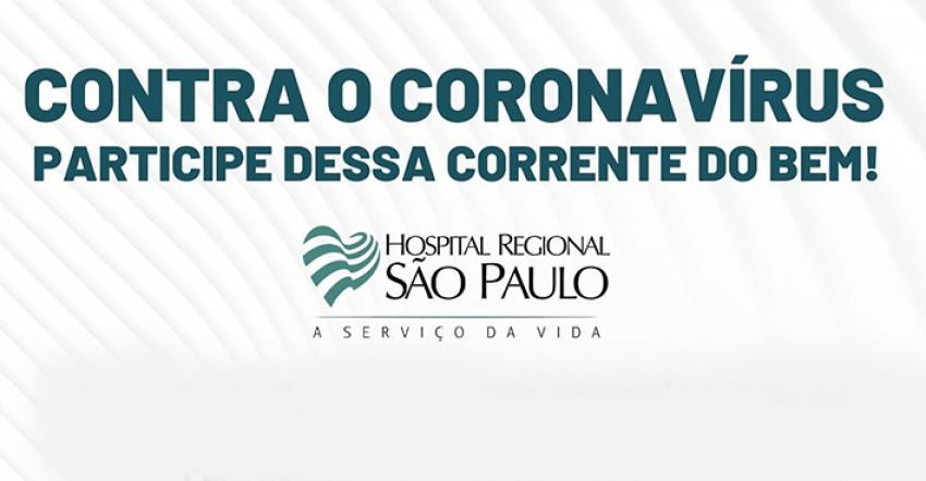 Hospital de Xanxerê emite nota sobre recebimento de doações