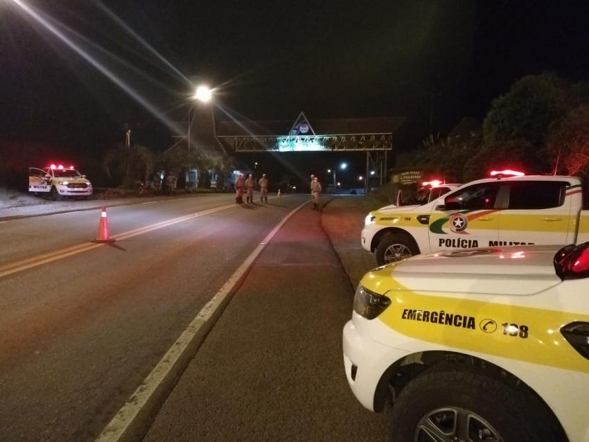 Polícia Militar Rodoviária divulga balanço final da Operação Viagem Segura 2021
