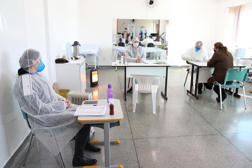 Mais de 950 pessoas são testadas para COVID-19 em São Domingos