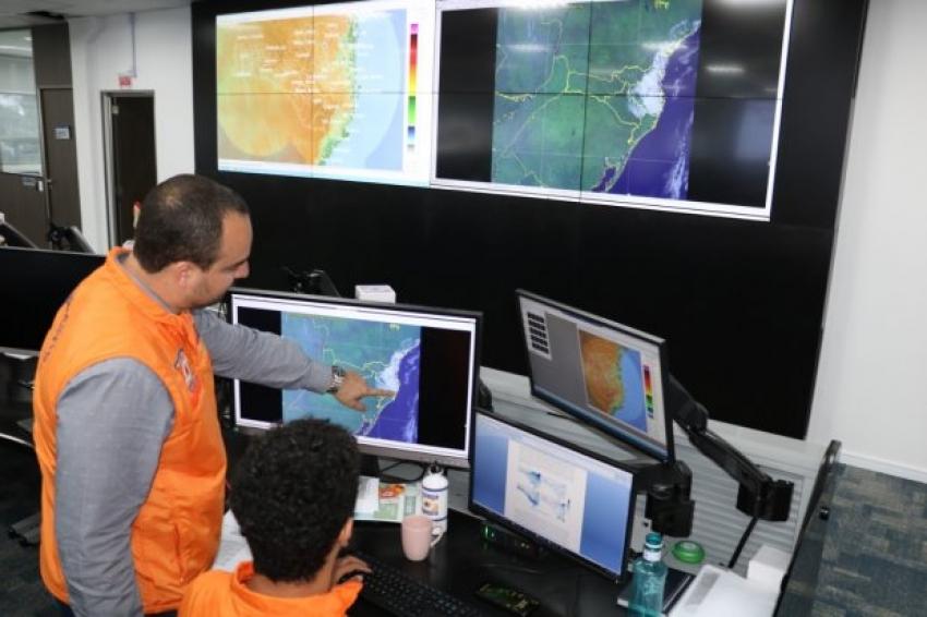 Defesa Civil desenvolve novo sistema de emissão de alertas