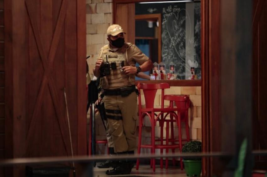Forças policiais continuam fiscalização para cumprimento dos regramentos sanitários da Covid-19