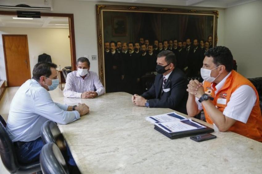 Estiagem em SC: Governo do Estado destina R$ 3 milhões para compra de reservatórios e transporte de água