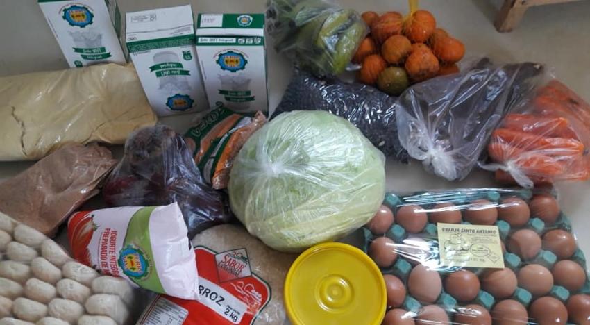 Abertas inscrições para recebimento do kit emergencial de alimentação escolar