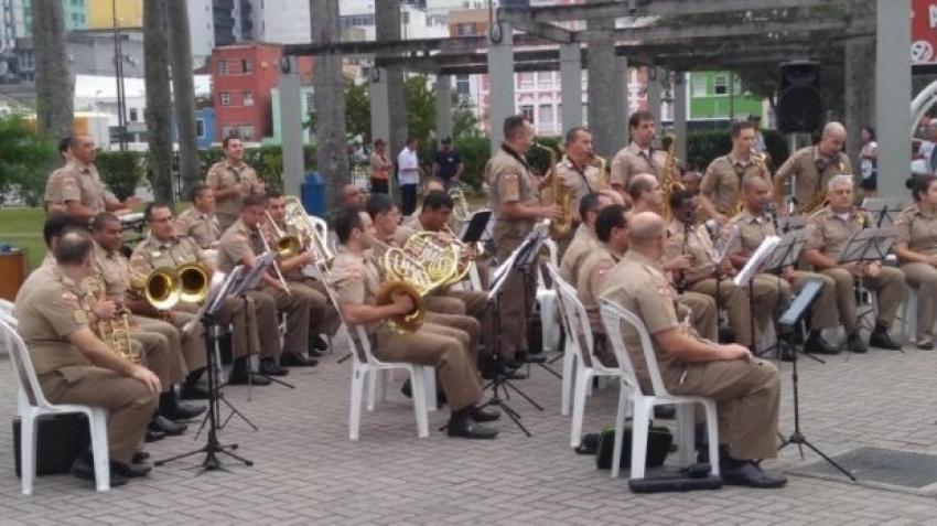 Banda de Música da Polícia Militar completa 127 anos