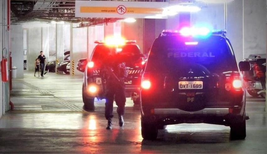 Operação da Polícia Federal cumpre mandados em Santiago do Sul, Quilombo e outros municípios do Oeste