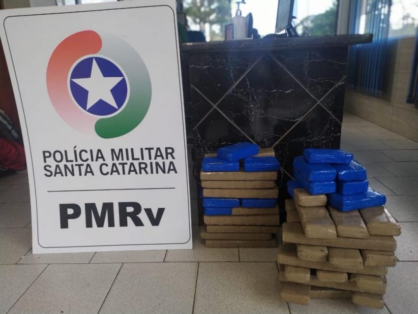 PMRv registra recorde de apreensões de drogas e mercadorias contrabandeadas no Oeste