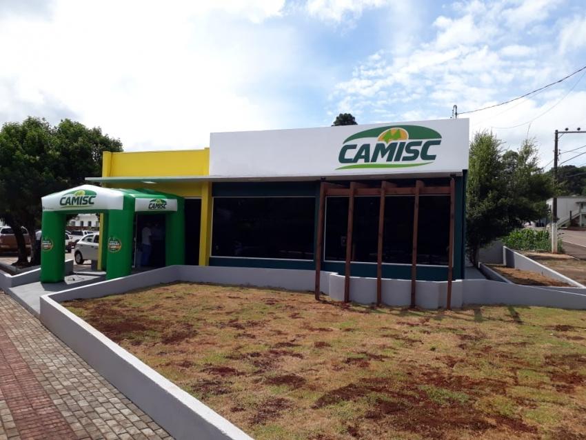 Camisc inaugura nova unidade em São Domingos