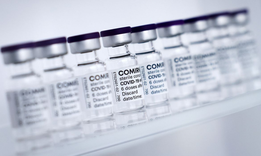 Brasil receberá 7 milhões de doses da vacina da Pfizer antecipadamente
