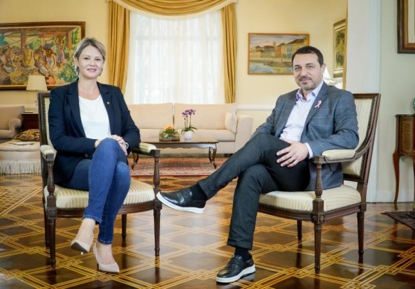 Presidente da Epagri entra na lista da Forbes das 100 mulheres poderosas do agro