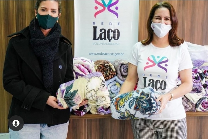 São Domingos tem pontos de coleta para Campanha Cobertor Solidário