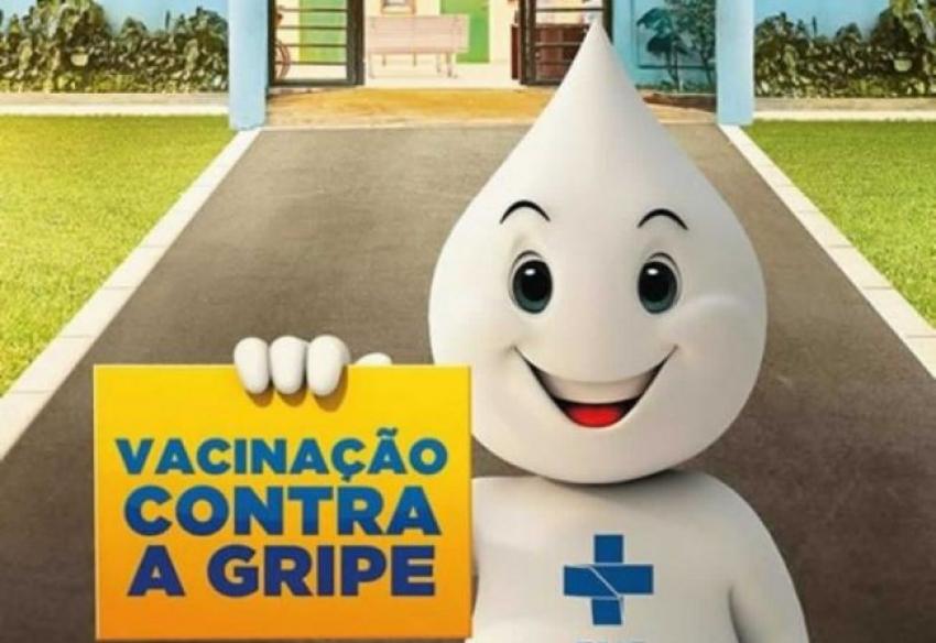 Sábado D de vacinação contra a gripe em São Domingosv