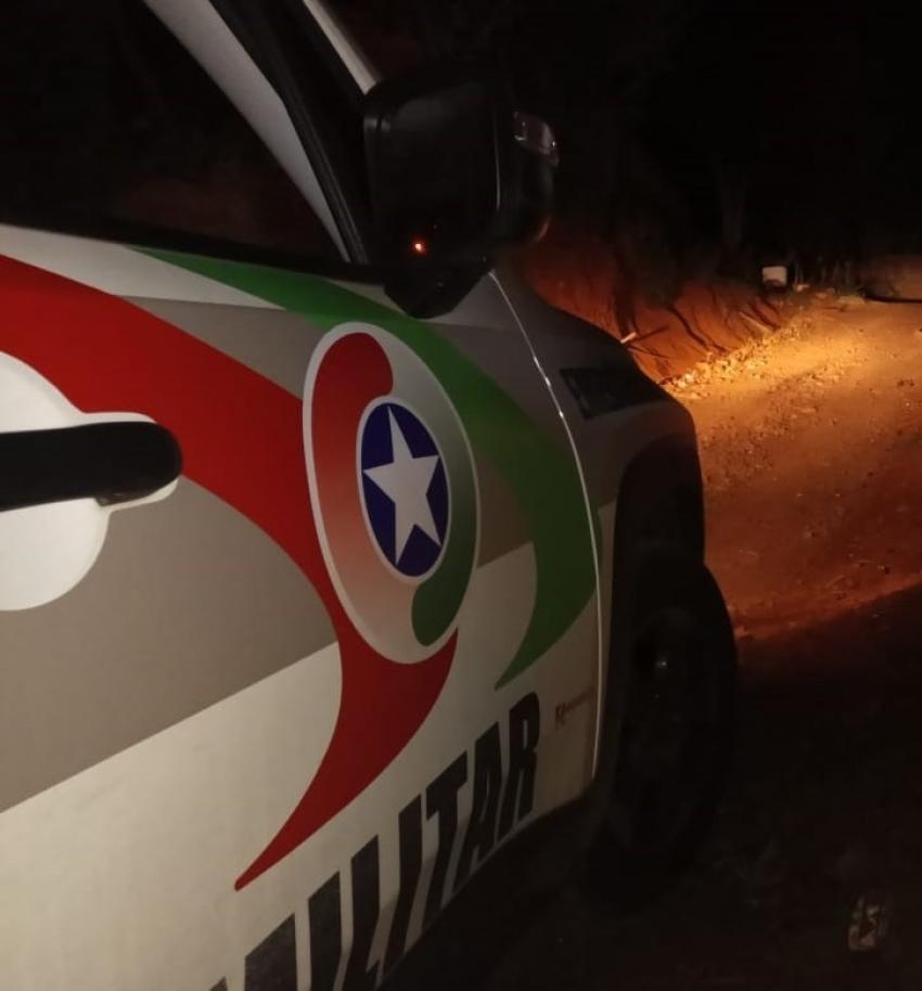 Homem de 28 anos é morto com golpes de faca em Coronel Martins