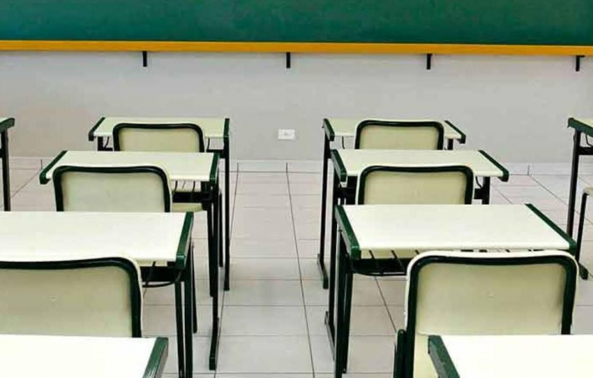 Colégio Agrícola suspende aulas presenciais após 20 casos de Covid-19 em Xanxerê