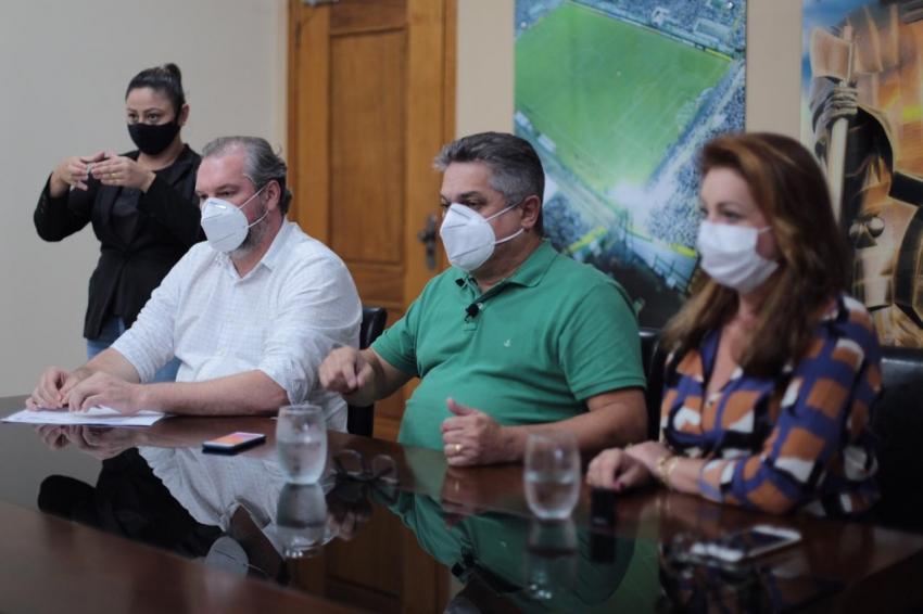 Chapecó anuncia novas medidas de enfrentamento a Covid-19