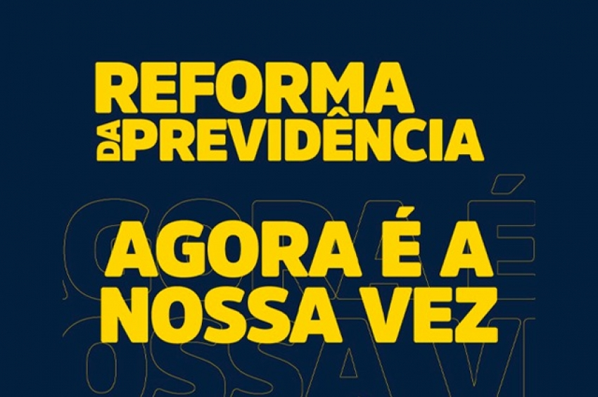 ACAERT lança campanha em apoio à Reforma da Previdência de Santa Catarina