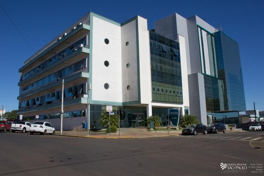 Boa notícia: pela primeira vez em muitas semanas, Hospital de Xanxerê não registra internamentos na enfermaria Covid-19
