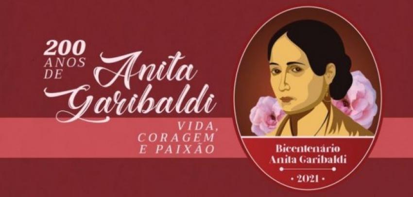 Museu Histórico de Santa Catarina recebe exposição em homenagem a Anita Garibaldi
