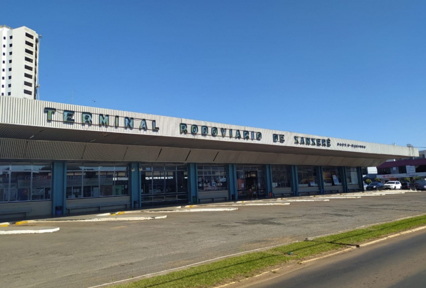 Prefeito de Xanxerê confirma que rodoviária será construída em novo local