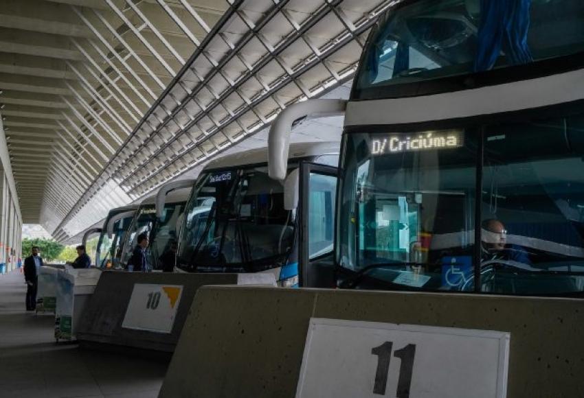 Governo do Estado autoriza retomada do transporte coletivo interestadual de passageiros